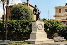 Statua di Ciceruacchio, Rome, Italy