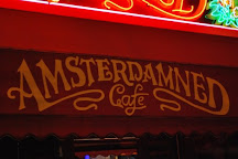 Cafe Amsterdamned, Amsterdam, The Netherlands