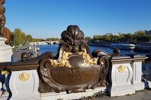 Pont Alexandre III, Paris, France