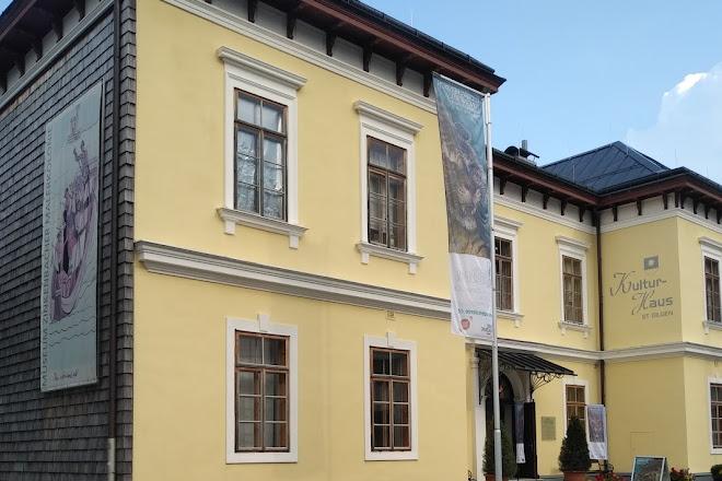 Musik Instrumenten Museum Der Volker, St Gilgen, Austria