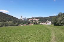 Rozmberk Castle, Rozmberk nad Vltavou, Czech Republic