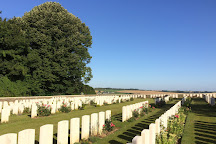 Connaught Cemetery, Thiepval, France