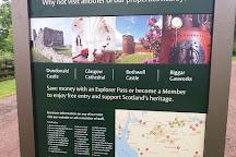 Craignethan Castle, Lesmahagow, United Kingdom