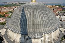 Nuruosmaniye Camii, Istanbul, Turkey