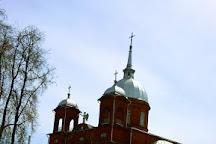 Kristaus Zengimo i dangU baznycia, Utena, Lithuania
