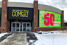 National Comedy Center, Jamestown, United States