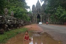 Angkor Lam Taxi, Siem Reap, Cambodia