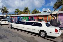 Prince George Wharf, Nassau, Bahamas