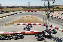 Karting Angel Burgueno, Madrid, Spain