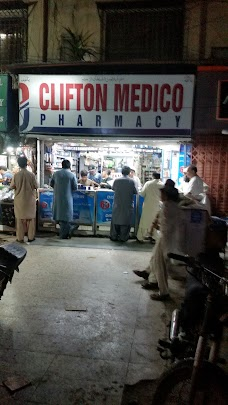 clifton medicos pharmacy karachi