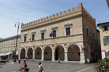 Palazzo Ducale, Pesaro, Italy