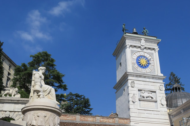 Loggiato di San Giovanni, Udine, Italy