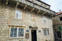 Bishop's Treasury Museum, Korcula Town, Croatia