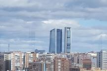 Faro de Moncloa, Madrid, Spain