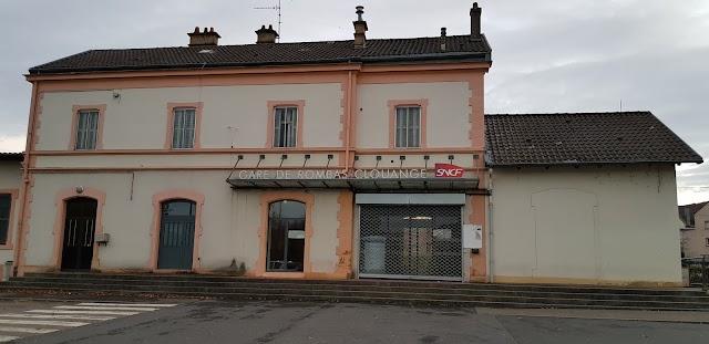 Gare de Rombas-Clouange