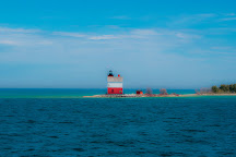 Round Island Lighthouse, Mackinac Island, United States