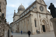 The Cathedral of St James in Sibenik, Sibenik, Croatia