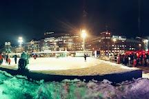 Helsinki Icepark, Helsinki, Finland