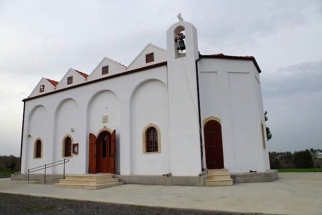 Agios Nikolaos Lefkonikou church
