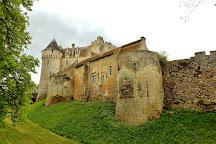 Chateau des Comtes du Perche, Nogent-le-Rotrou, France