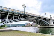 Pont de Fragnee, Liege, Belgium