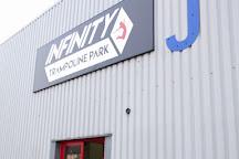 Infinity Trampoline Park Cardiff, Cardiff, United Kingdom