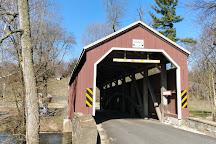 Zooks Mill Covered Bridge, Leola, United States