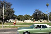 Beverly Gardens Park, Beverly Hills, United States