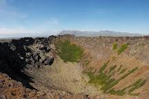 Eldborg Crater, Borgarnes, Iceland