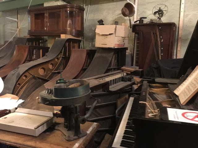 Piano Salon Christophori
