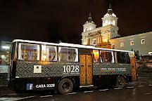 Casa 1028 Restaurante Movil, Quito, Ecuador