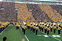 Nile Kinnick Stadium, Iowa City, United States