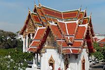 Wat Ratchaburana Ratchaworawihan, Bangkok, Thailand