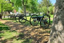 Carter Gin Assault Site Park, Franklin, United States