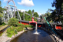 Sarkanniemi Theme Park, Tampere, Finland