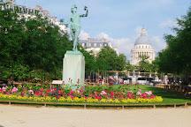 La Statue de l'Acteur Grec, Paris, France