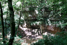 Cedar Sink Trail, Mammoth Cave National Park, United States