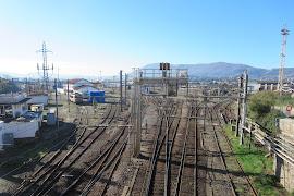 Железнодорожная станция  Hendaia
