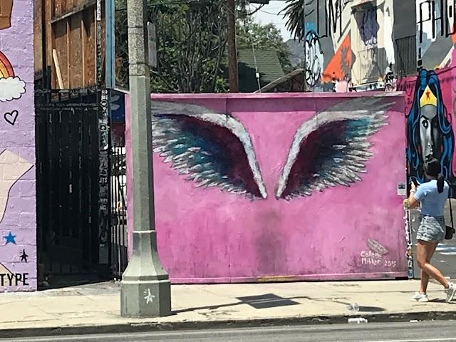Angel Walls