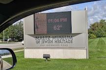 Maltz Museum of Jewish Heritage, Beachwood, United States