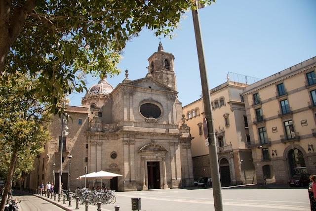 Parroquia Basílica De La Mare De Deu De La Mercé