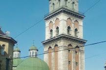 Assumption of the Blessed Virgin Mary, Lviv, Ukraine