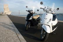 Scooter Solution Tours, Lisbon, Portugal