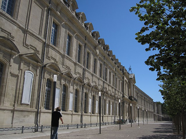 Bibliothèque Universitaire - Campus Arendt