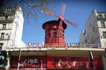 Moulin Rouge, Amsterdam, The Netherlands
