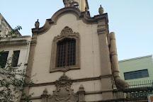 Capela Santa Cruz Almas Dos Enforcados, Sao Paulo, Brazil