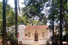 Museu Historico e Pedagogico India Vanuire, Tupa, Brazil