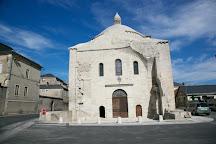 Eglise St. Etienne de la Cite, Perigueux, France