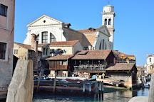 Squero di San Trovaso, Venice, Italy
