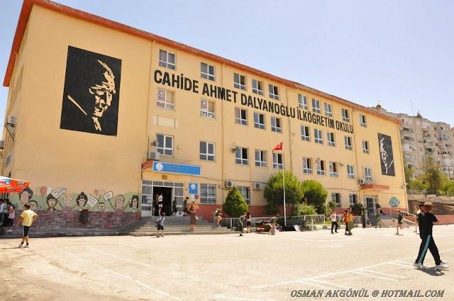 Ahmed Dalyanoğlu Secondary Cahide